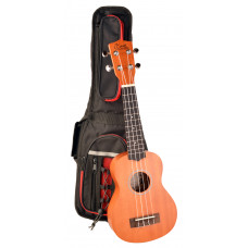 THE CLASSIC machine head soprano ukulele with padded bag - CL200MB