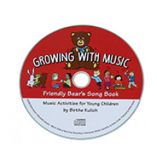Growing With Music replacement CD  - Q7000CD