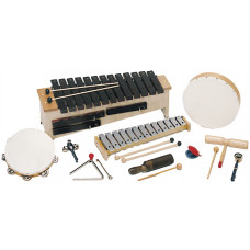 SUZUKI Junior Orff Starter set, 10 instruments - SSS-JR